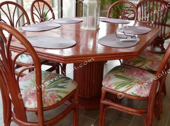 Table LISSAC fixe